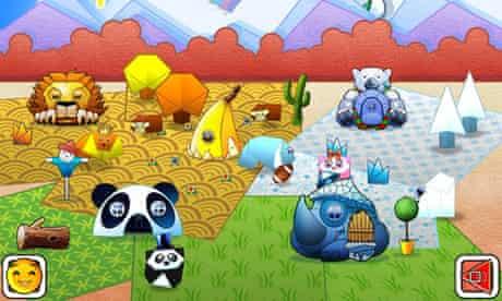 Mr Shingu's Paper Zoo