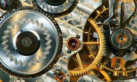 Gears of Pocket Watch