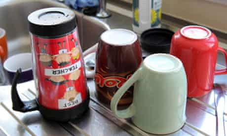 Staff mugs