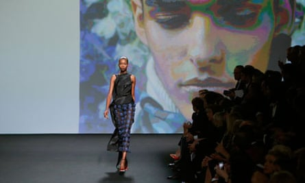 Dior haute couture show in Paris, France