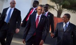 Barack Obama Tanzania