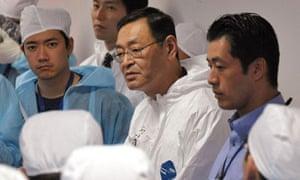 Masao Yoshida was in charge of Fukushima Daichi when a tsunami sent it into meltdown