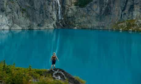 Hiking in British Columbia, Canada