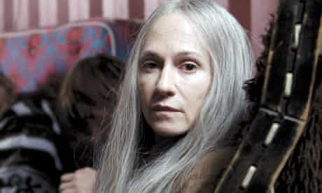 Holly Hunter in Top Of The Lake