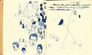 Smuel Beckett Murphy manuscript for sale