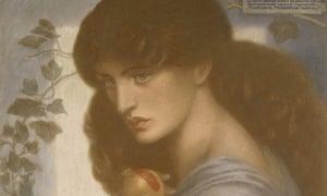 Dante Gabriel Rossetti, Prosperine