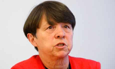 Mary Jo White, head of the Securities and Exchange Commission (SEC)