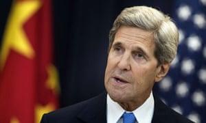 John Kerry china dialogue