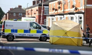 Taser incident in Gorton, Manchester