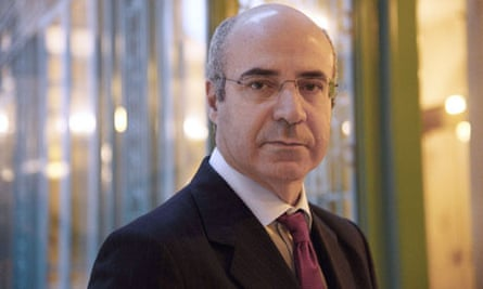 William Browder, CEO of Hermitage Capital