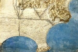 Sea picture: Leonardo da Vinci