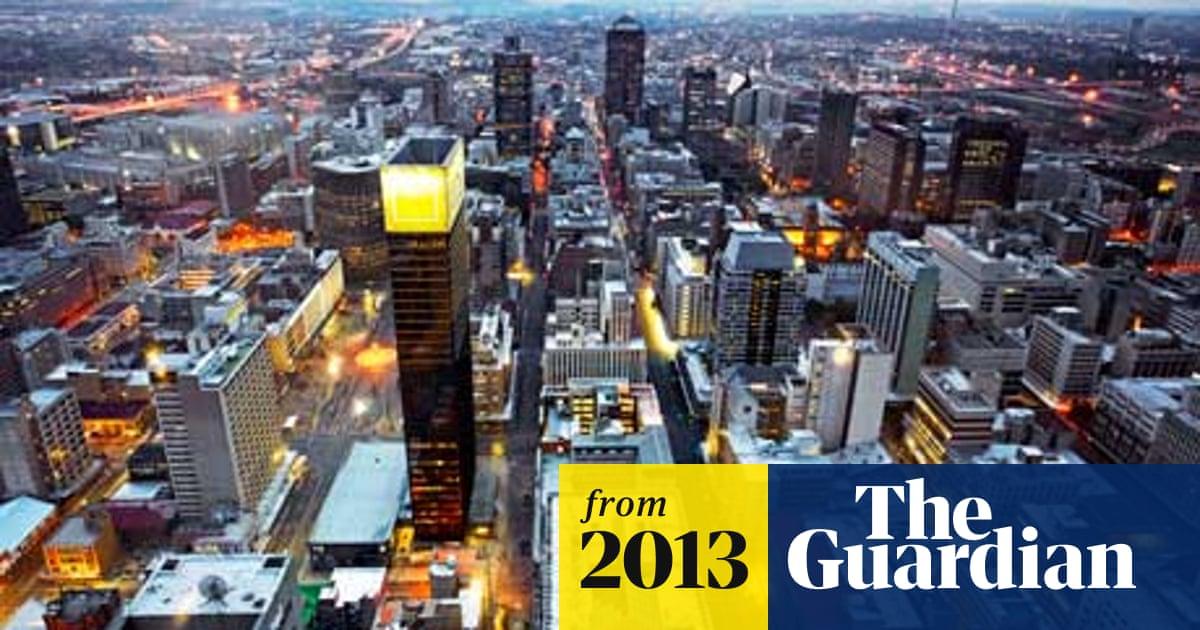 Johannesburg rebuked over 'world-class city' advert   World news