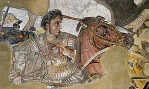 Ancient Greece, the Middle East and an ancient cultural