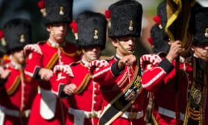 Fusilier Rigby was murdered outside Woolwich Barracks in London in May. Members of the 2nd Battalion Royal Regiment escorted the serviceman's cortege through Bury in Greater Manchester.