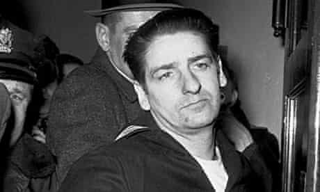 Albert DeSalvo just after his capture in Boston on February 25, 1967.