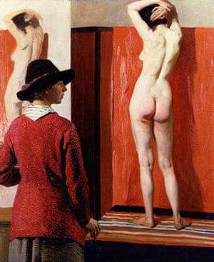 Laura Knight: Self Portrait by Dame Laura Knight