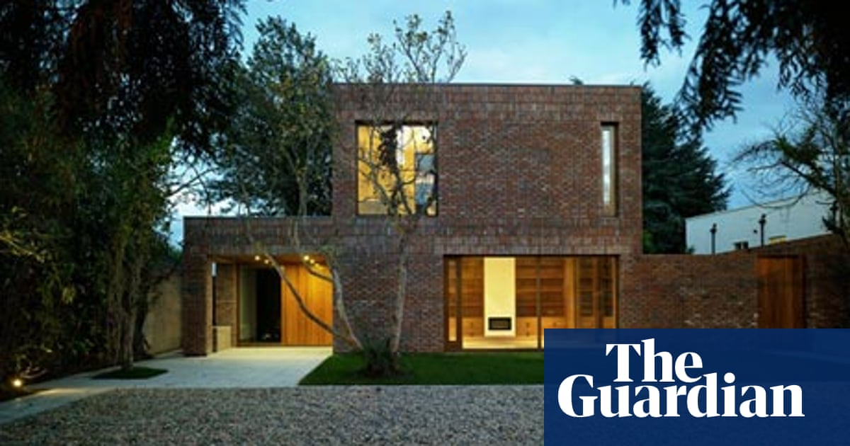 Can sustainable eco houses become mainstream?   Guardian Sustainable