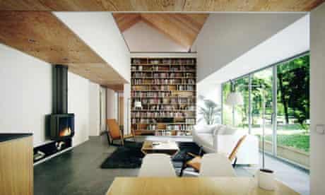 Irish eco-house