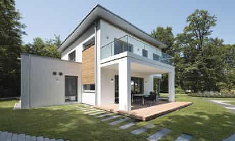 German eco-house