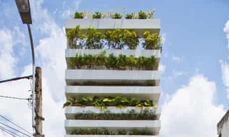 Stacking eco-house Vietnam
