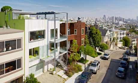 San Francisco eco-house