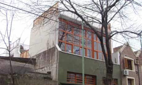 Buenos Aires eco-house