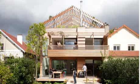 Antony eco-house