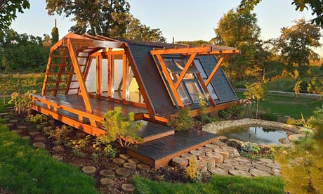 eco houses around the world guardian sustainable business the