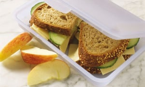 A child's lunchbox