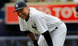 Derek Jeter is all smiles having finally returned to the New York Yankees lineup after missing over 90 games of the season rehabbing a twice broken ankle.