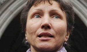 Alexander Litvinenko's widow, Marina