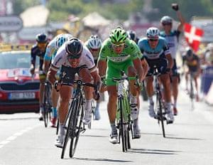 tour de france: Tour de France 2013 13th stage