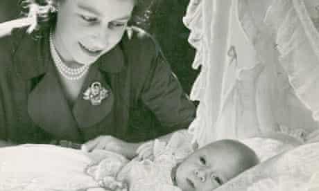 Princess Elizabeth and Prince Charles