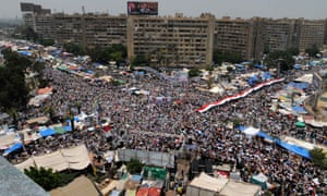 Demonstrations in Cairo