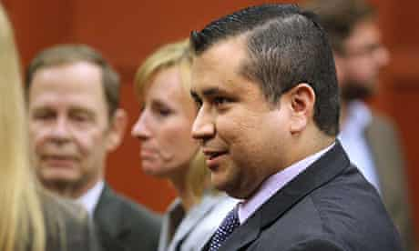 George Zimmerman leaves the court after being found not guilty.