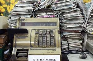 Indian telegraph closes: telegraph Office in Kolkata