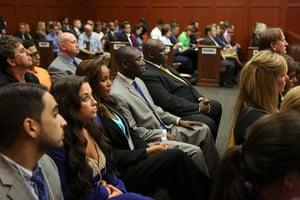 Zimmerman not guilty: The Martin family's legal reprasentatives