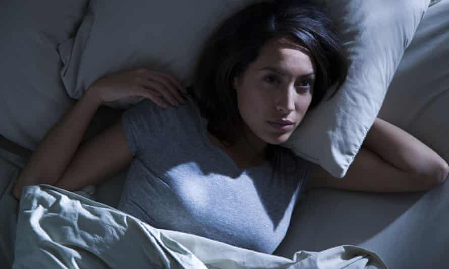 Sleepless in St Kilda ... the leader of the centre said the 16% of Australians engaged in shift work were particularly affected by disturbed sleep.