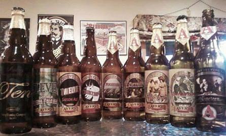 Avery Brewing Company, Boulder