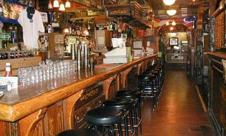 World Famous Dark Horse Bar & Grill,Boulder