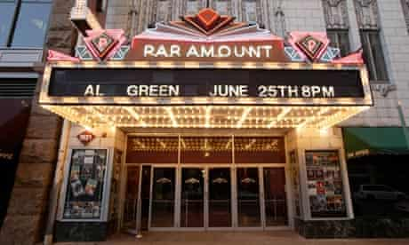 Paramount Theater, Denver