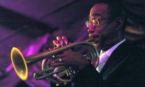 Ron Miles performing at Dazzle Jazz, Denver