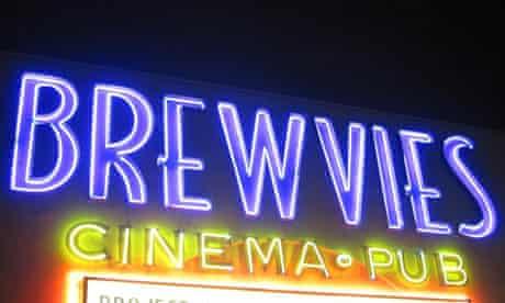 Brewviews Cinema Pub SLC Culture