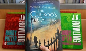 The Cuckoo's Calling by JK Rowling