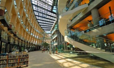 City Public Library at Salt Lake City