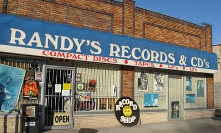 Randy's records and cd's SLC