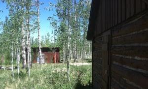 Bassam Guard Station, Buena Vista, Colorado