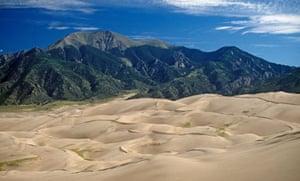 Pinyon Flats, Great Sand Dunes National Park