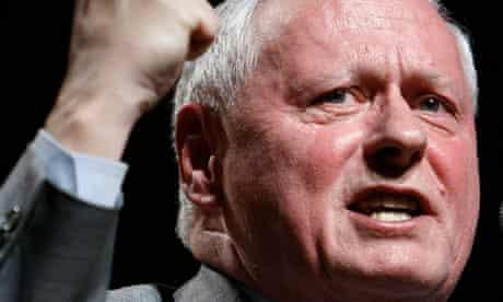 Former Social Democratic party chairman Oskar Lafontaine