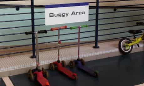 Buggy area